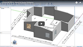 Video 3D BIM-Planung Wand und Decke
